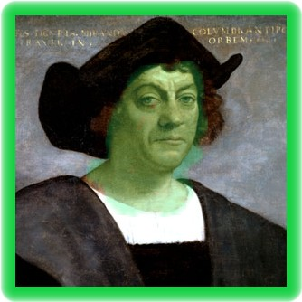 The Green Christopher Columbus