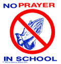 no prayer