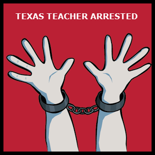 teacher arrested